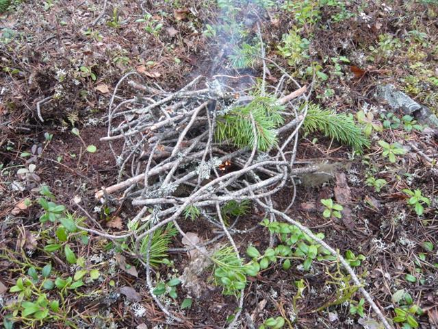 making smudge fire (Small)