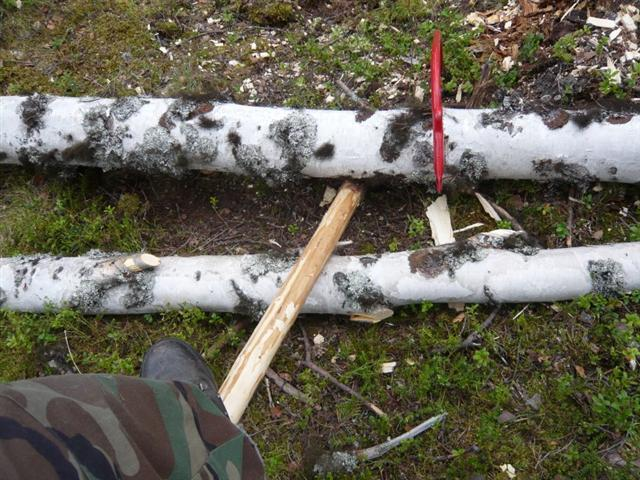 levering logs (Small)
