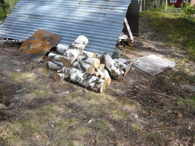 logs at cabin (Small)