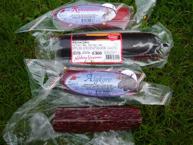 meat products from slaughter house (Small)