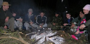 Not forgetting Marsh Mallows before bed