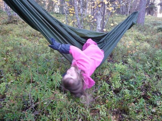 Emma in hammock (Small)