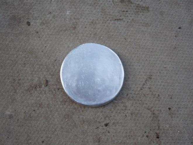 aluminium disk (Medium)