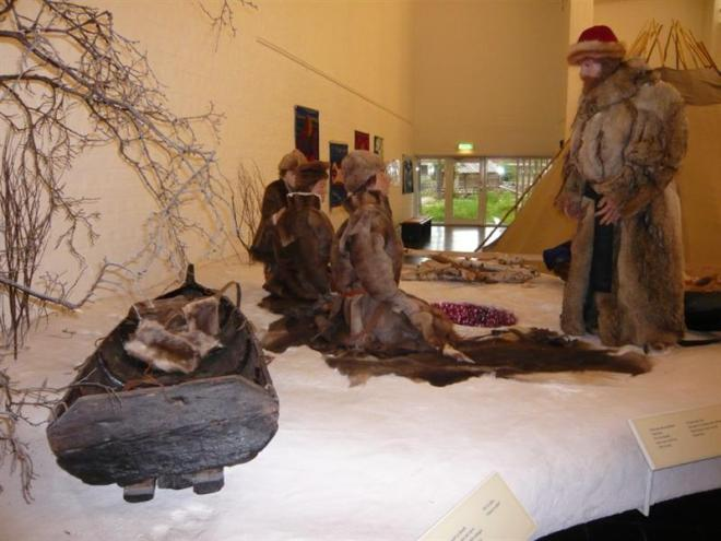 museum exhibit (Medium)