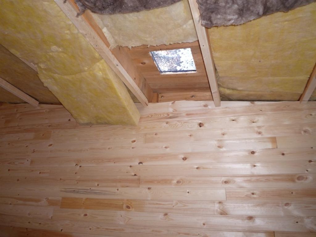 Work On Cabin In Garden 1 Laplander S Natural Lore Blog