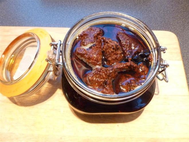 chaga tincture recipe