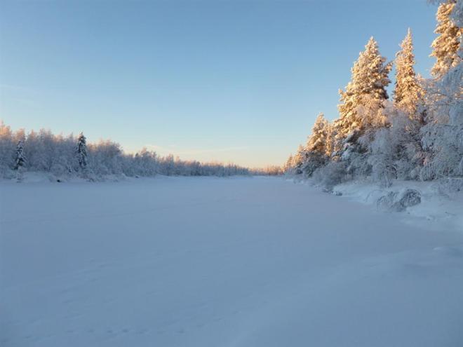 rane alven nattavaara winter