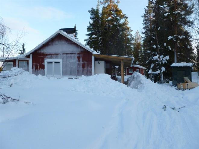 kevin warrington cabin lapland