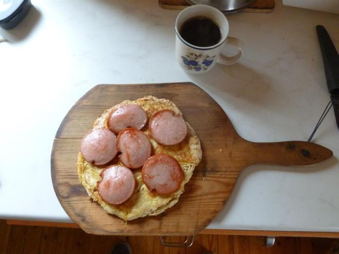 bannock bread breakfast (Large)