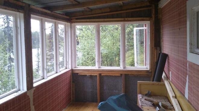 removing ceiling in veranda (Large)
