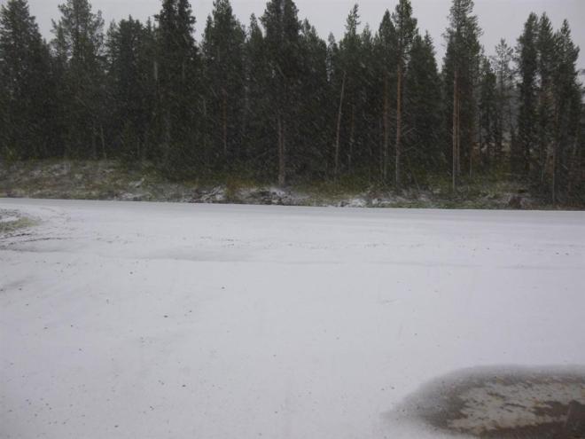 nattavaara snow 2013