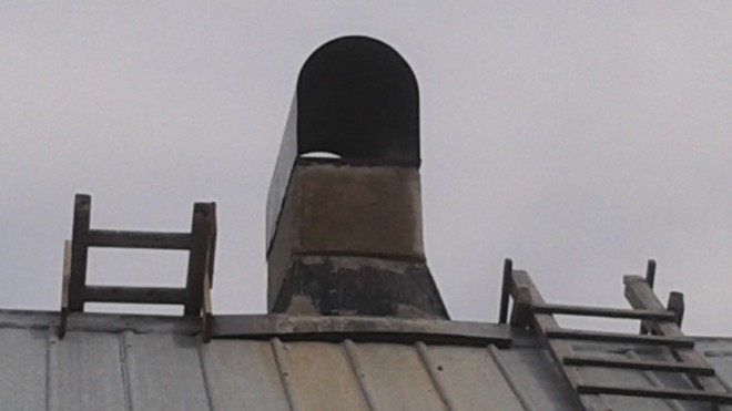 chimney stack