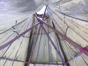 parachute garage