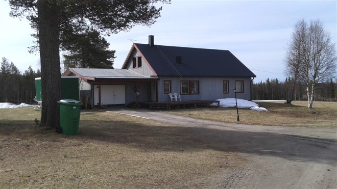 house in lapland
