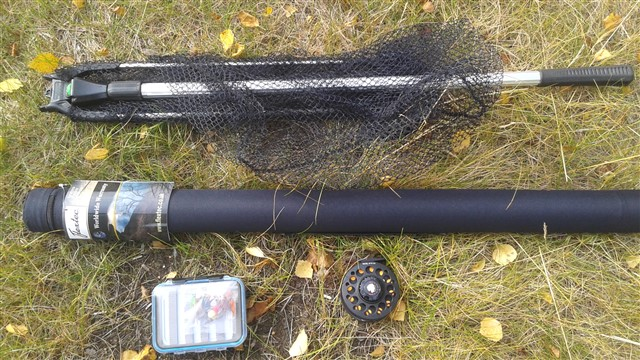 flextec fly fishing kit