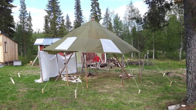 wedding shelter
