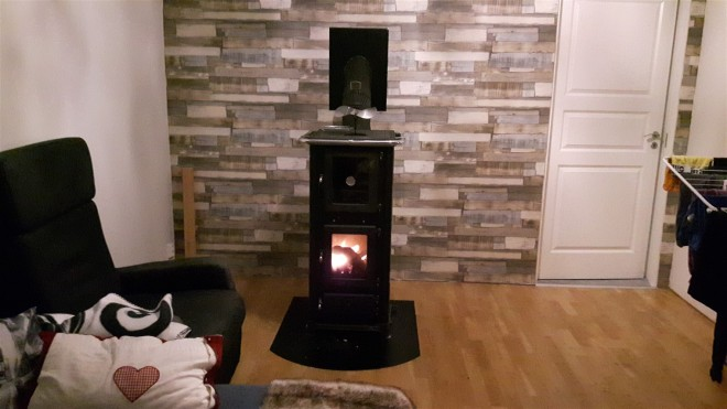 new-woodburner