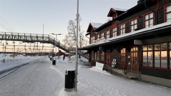 gallivare-tourist-center