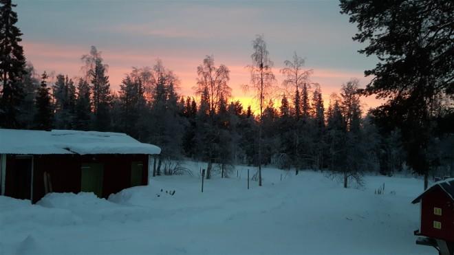 nattavaara-sunrise