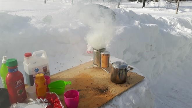 biolite campstove smoke signal