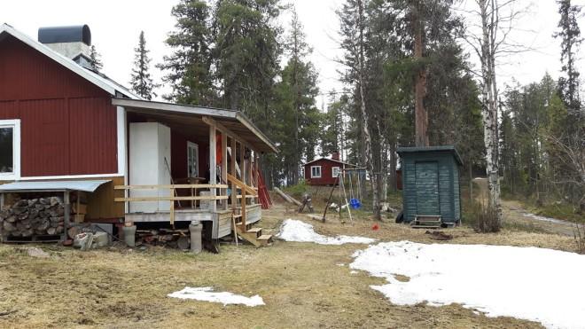 cabin may 2017