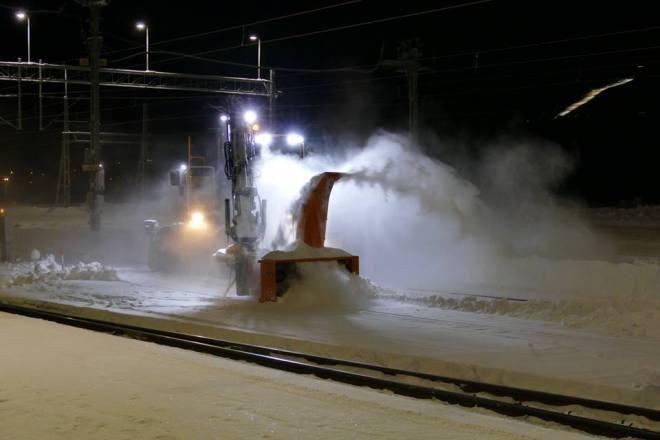 snow clearing warrington