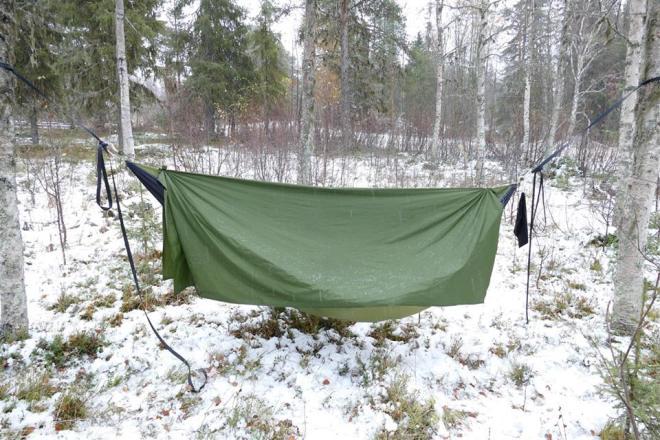 perspex hammock cover