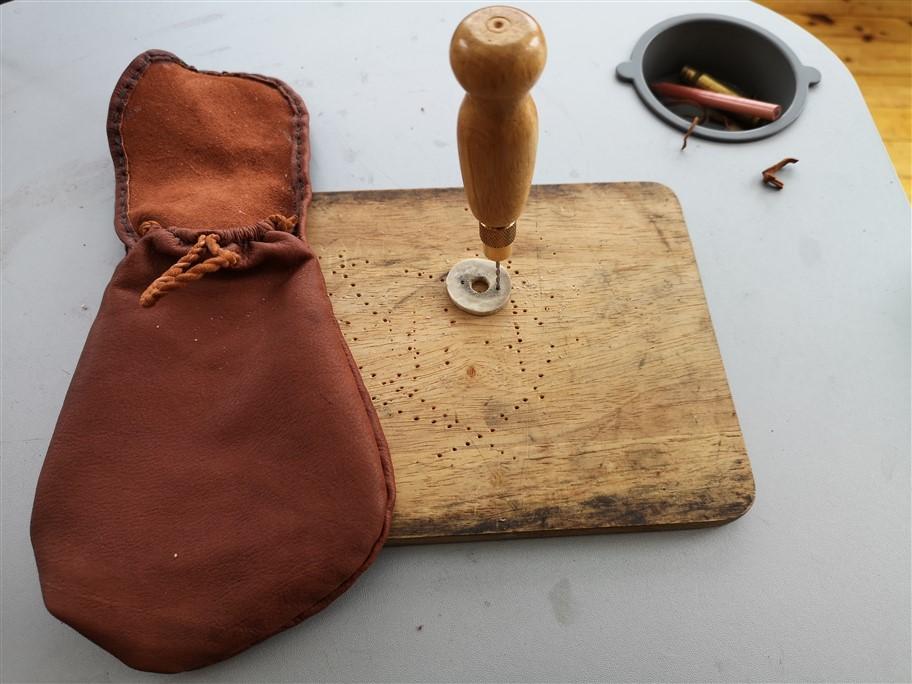 making pouches